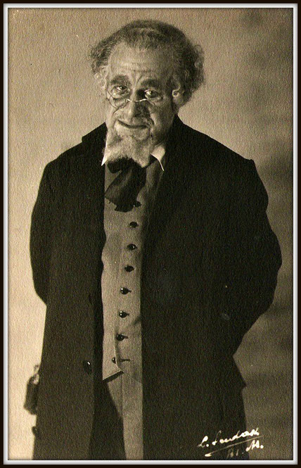 David - L'amico Fritz di Pietro Mascagni - Buenos Aires Teatro Colón 1933