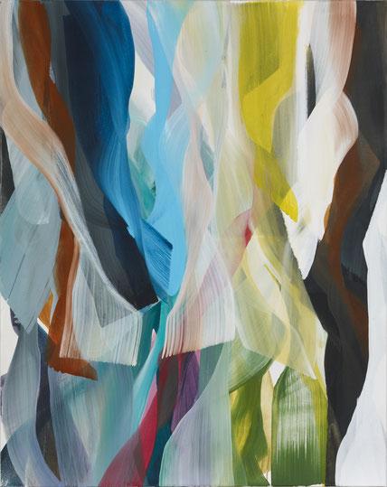 2012,  Pigment, Acryl auf Leinwand, 120cm x 150cm