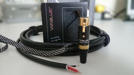 Viablue HDMI XLR Kabel