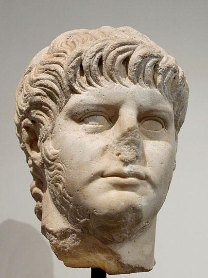 Nerón; Roma; emperador; Historia antigua; Séneca;