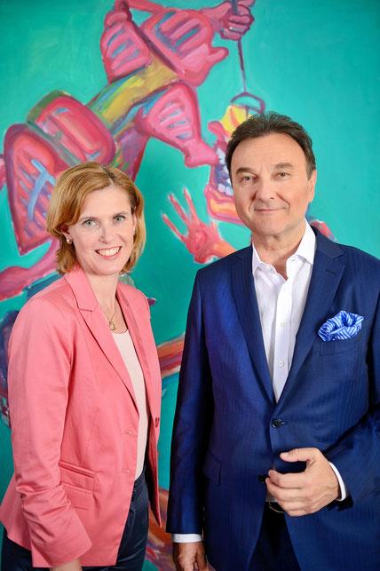Scheidungsexperten: Mag. Dagmar Grain-Jeschke, LL.M. und Dr. Alfred Kriegler