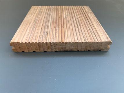 Bambusterrassendielen eine andere Variante.