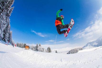 © SkiWelt Wilder Kaiser – Brixental, Photographer Florian Trattner
