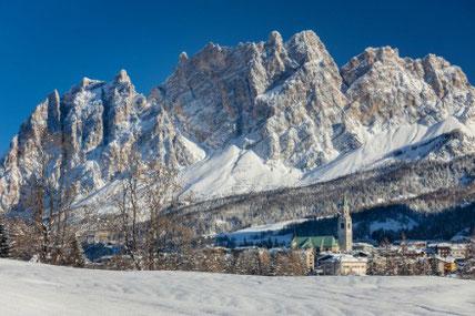 Cortina d'Ampezzo Landscapes