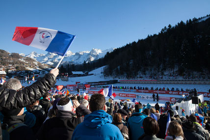 BWM world cup Le Grand Bornand