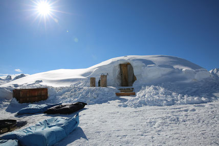 Igloo Village La Plagne