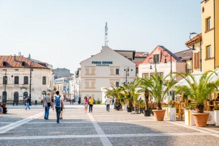 Craiova old centre
