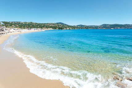 Beaches Sainte Maxime