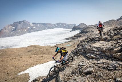 Bike in Crans Montana