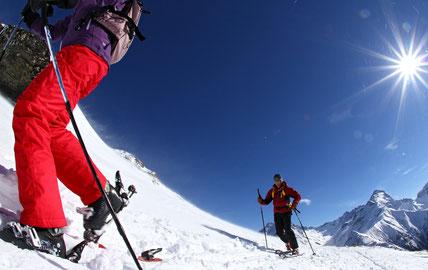 Ski patrollers - Les 2 Alpes
