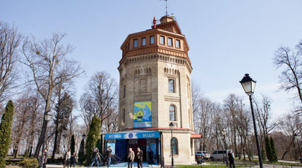 Water Museum in Kiev