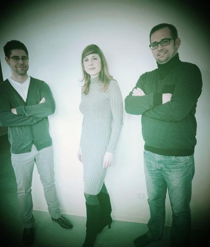 Marco Weise, Katrin Vlachojannis, Andreas Haunschild