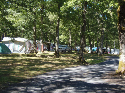 Camping les trois sources 4 étoiles Lot Vallée de la Dordogne
