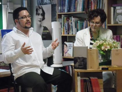 Isabel Medina y Daniel Bernal Suárez