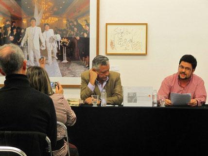 José Carlos Cataño y Daniel Bernal Suárez