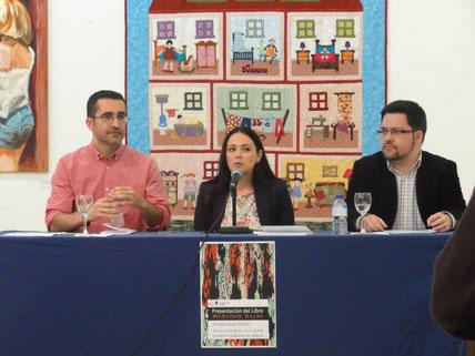 Miguel Ángel Galindo y Daniel Bernal Suárez