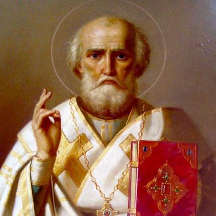 Святитель Николай,  Чудотворец Николай