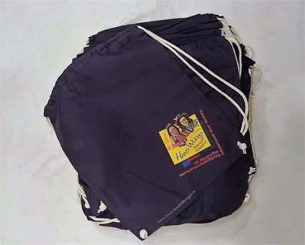 Taschen und Beutel bedruckt Fetzer Beschriftungen Aixheim