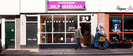 coffee shop de mazzelaar a la haye