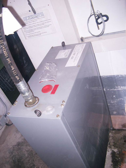 centralina oleodinamica per spazi ridotti