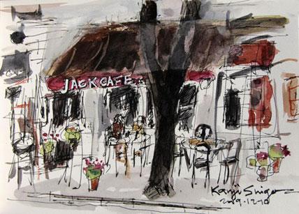 横浜市・JACK CAFE(ジャックカフェ)