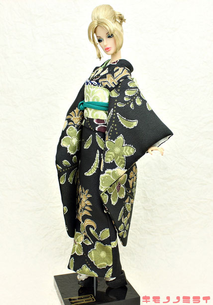 Fashion Royalty kimono,Fashion Royalty 着物