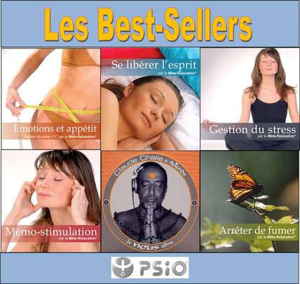 Psio Programmes Best Sellers Alain RIVERA