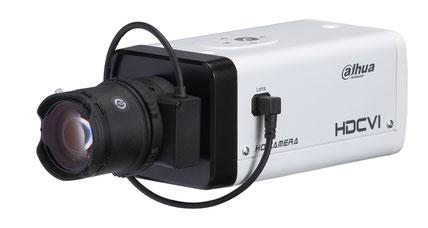 über SafeTech lieferbare Dahua HDCVI Kameras zur Unterstützung von analogen Kameras und Netzwerkkameras für Full-HD