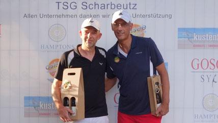 Henrik Brant & Andreas Schmidt