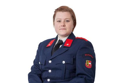 Silvia Pink, Feuerwehrfrau