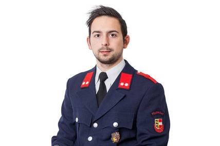 Christoph Duller, Feuerwehrmann