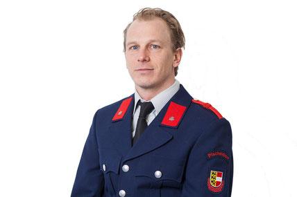 Roland Zunk, Feuerwehrmann