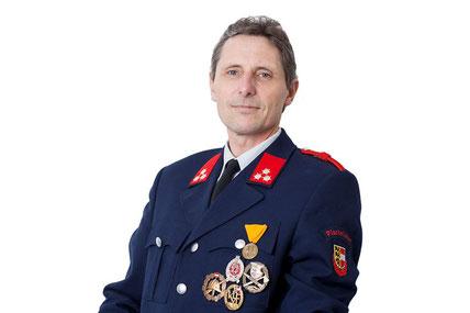 Philipp Pistotnig, Feuerwehrmann