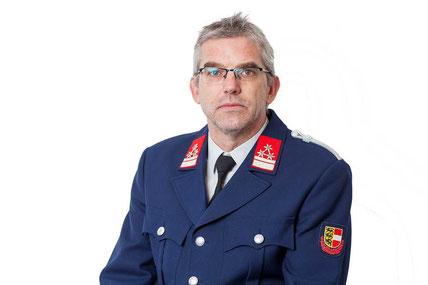 Fritz Ruditz, Feuerwehrmann