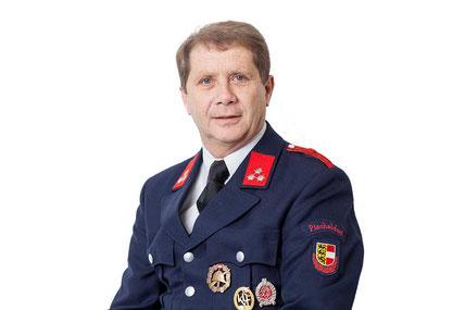 Norbert Laure, Feuerwehrmann
