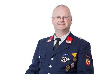 Rudolf Schweiger, Feuerwehrmann