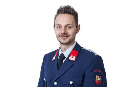 Roland Duller, Feuerwehrmann
