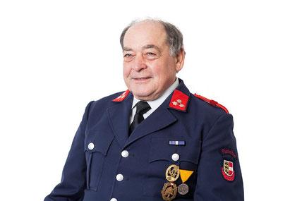 Johann Duller, Feuerwehrmann