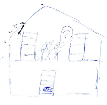 Marios Zeichnung