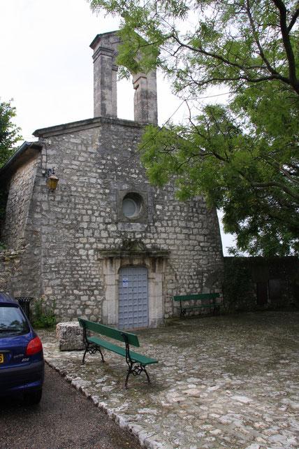 Bild: Chapelle des Penitents blanc in La Garde-Adhémar