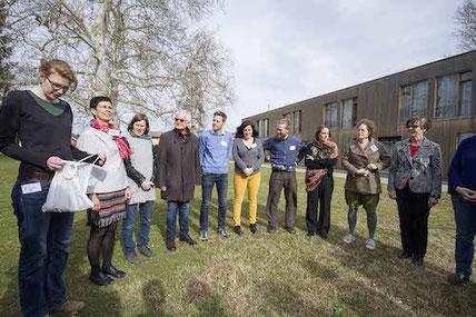 Gruppenbild verschiedener Mitglieder unseres Vereins
