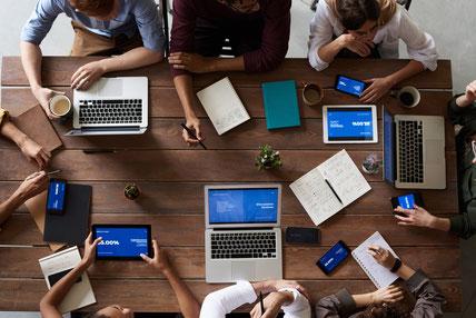 Frische Ideen von Studierenden für Ihr Unternehmen