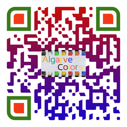 QR-Code da Empresa website do Algarve Colors no Algarve,pinturas e reparações,melhor empresa de pinturas e reparações de Portugal e Algarve.