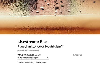 Virtuelles Biertasting und live Bierverkostungen mit Biersommelier Berlin