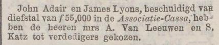 De Tijd : godsdienstig-staatkundig dagblad 27-11-1884