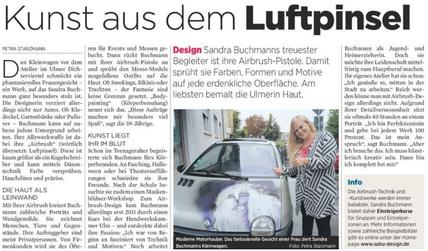 Ulmer Wochenblatt 11.10.17