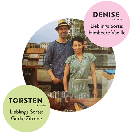 Gründer Torsten Alberts Unsere Paletas sind 100% handgemacht, natürlich und reich an Geschmack! Das schmeckt man: Pure Frucht und extra Lebensfreude!