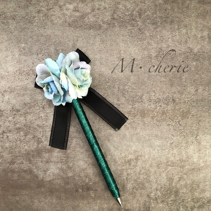 M・cherie:花ペン