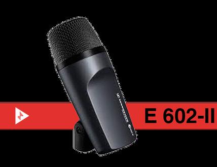 sennhesier, e602