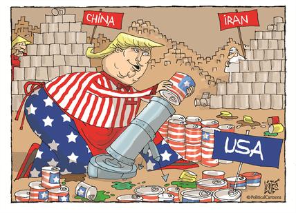 """""""Trade war"""", May 16th, 2019"""
